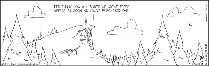 Tree Season Addendum