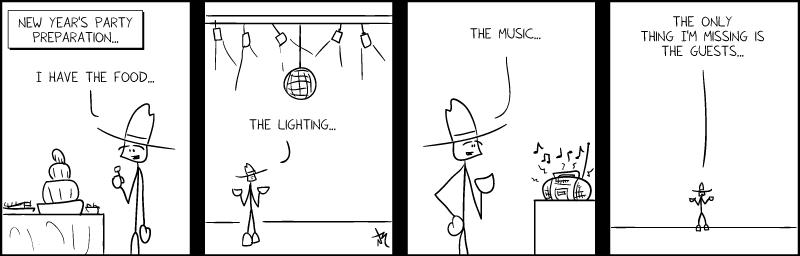 New Year's Bash 2
