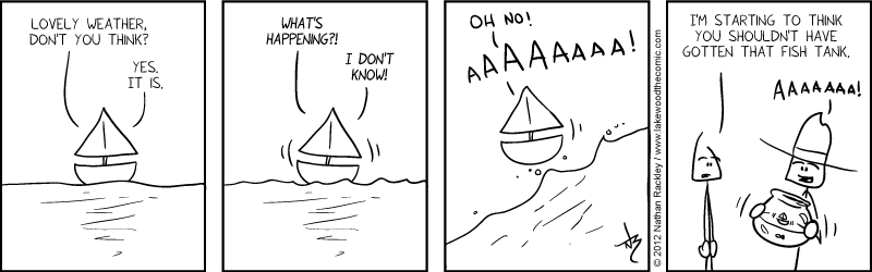 Sailing Sailing...