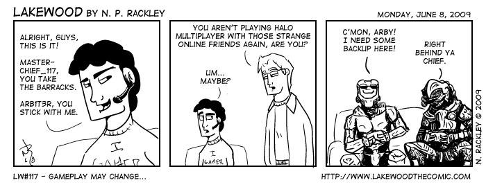 Gameplay May Change...