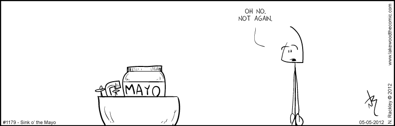 Sink o' the Mayo