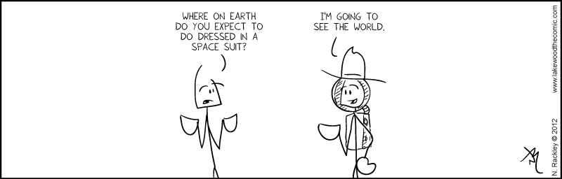 Space Stick