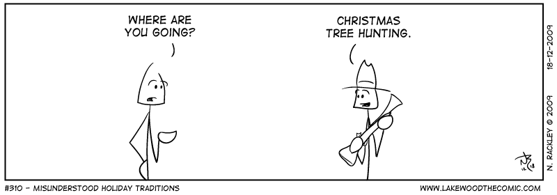 Misunderstood Holiday Traditions