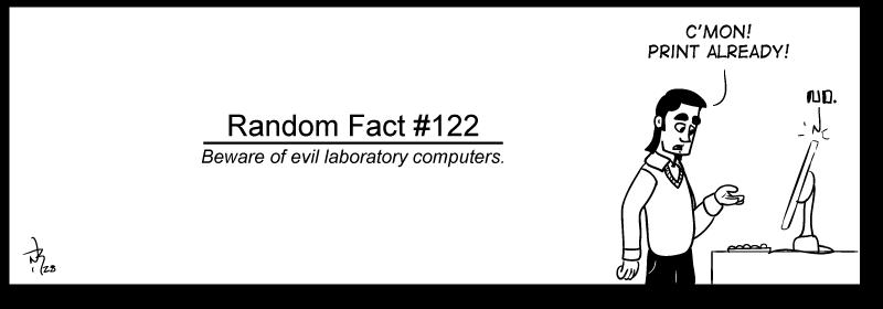 RF 122 - Computer Lab