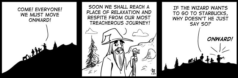 Quest Priorities