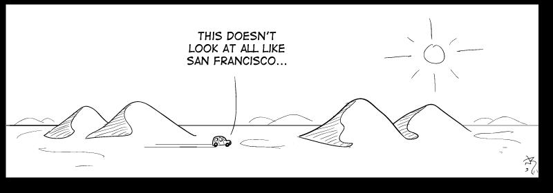 Incorrect Destination
