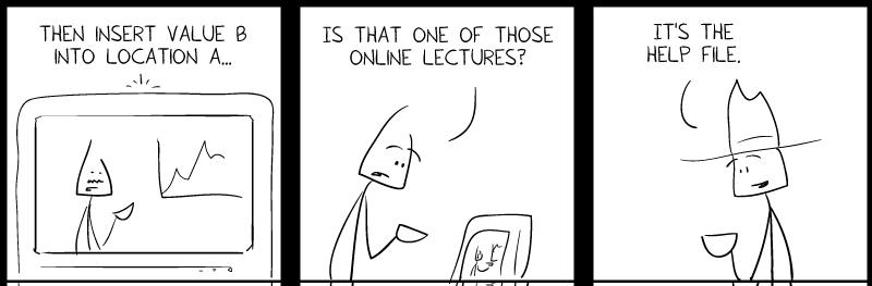Online Classes p.12