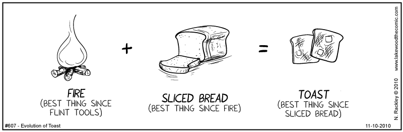 Evolution of Toast