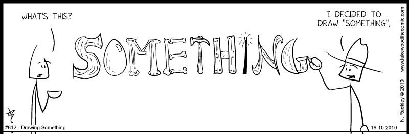Drawing Something