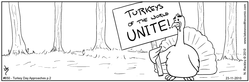 Turkey Day Approaches p.2