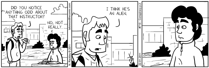 Conspiracy p.2