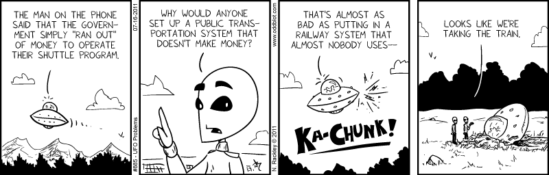 UFO Problems