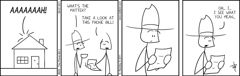 The Phone Bill 2