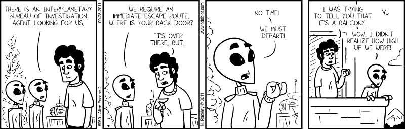 Alien Escape 2