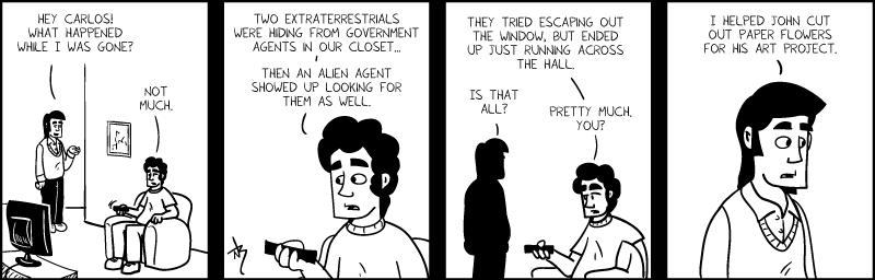Alien Escape 6