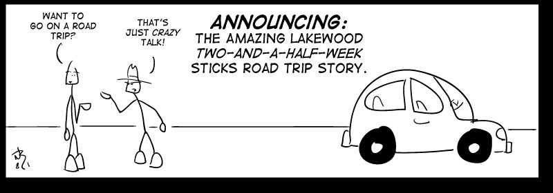 Road Trip p.1